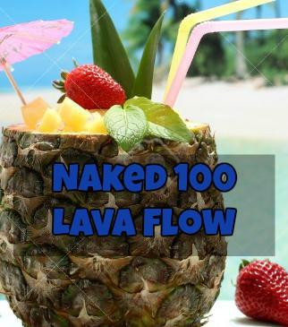 eliquido mexicano naked 100 lava flow