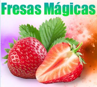 eliquido mexicano fresas magicas