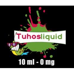 E-líquido Tuhos de 10 ml