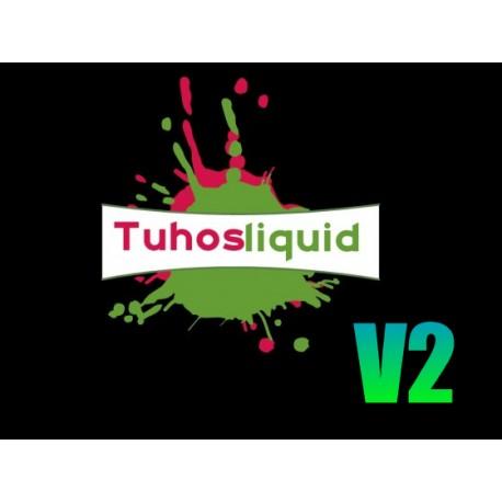 E-liquido marca Tuhos V2