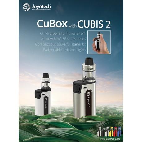 Kit CuBox con CUBIS 2 de 3000mah