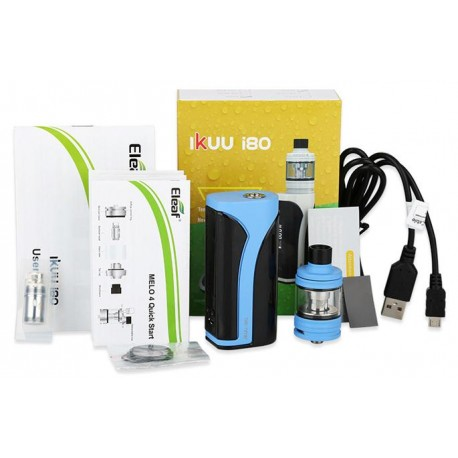 Kit Eleaf iKuu i200 con Melo 4 TC