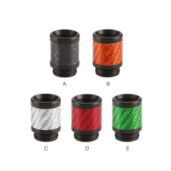 Resin Carbon Fiber 810 Drip Tip 0301