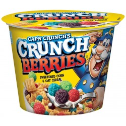 Crunchy Berry Cereal