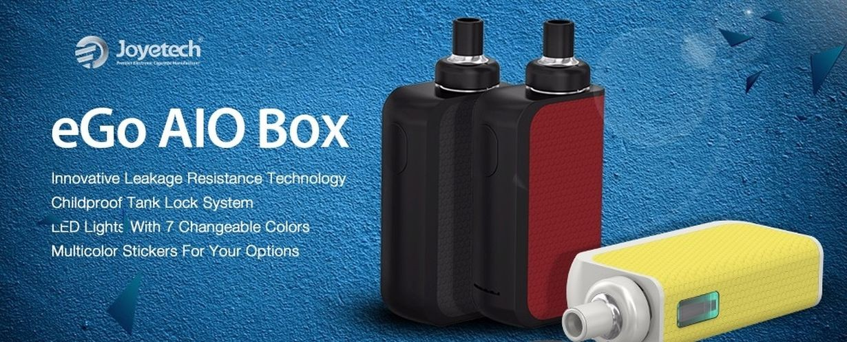 Kit Aio Box 2100 mah