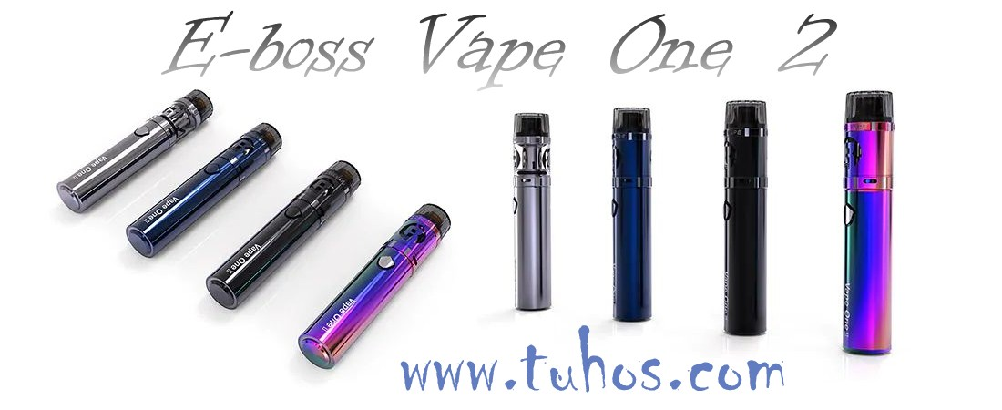 Kit E-boss Vape One 2